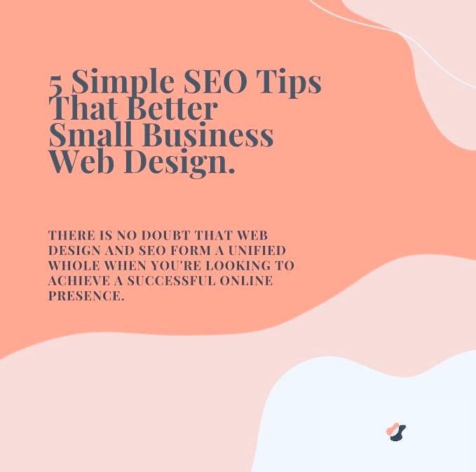 SEO Tips That Better Small Business Web Design. [TFI WEB DESIGN]