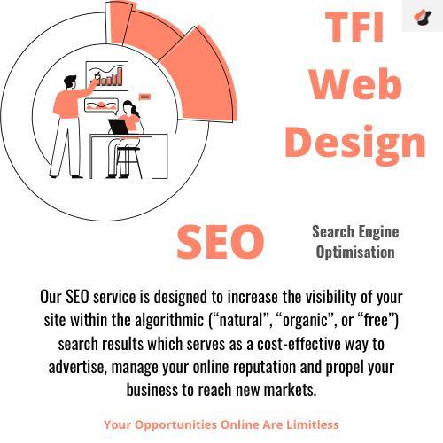 TFI WEB DESIGN WITH BEST SEO PRACTICES