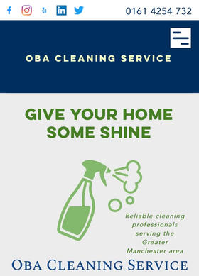 Oba Cleaning Service