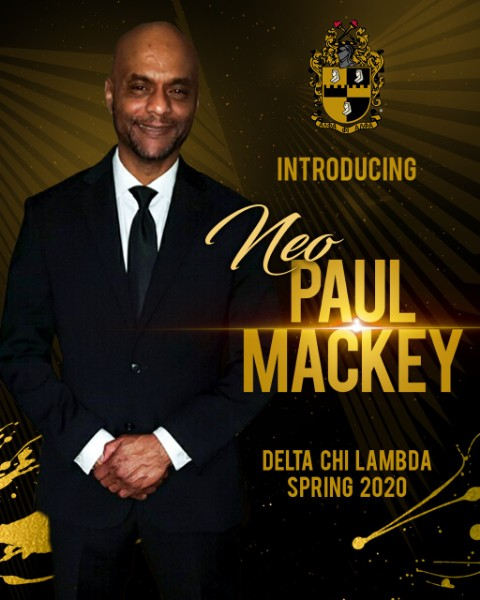 "#3 Paul Mackey ""Major P.A.I.N"" (Protecting All In Need)"