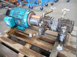 Dual Hydraulic Pump/Motor