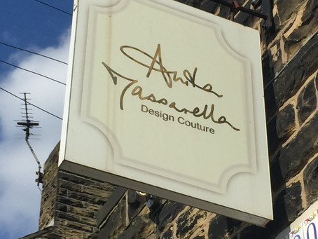 The Anita Massarella Experience - a timeline  review by Leigh Purves