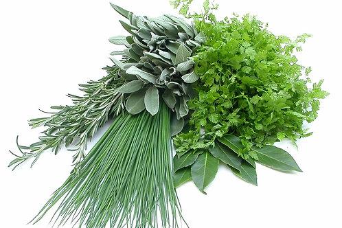 Bouquet herbes aromatiques frais