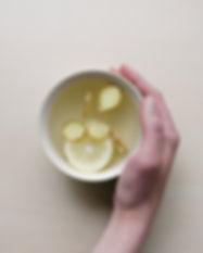 Gember, Lemon & Honey Tea
