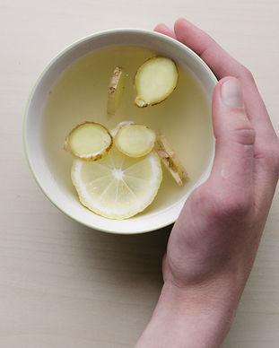 TCM Ingwer, Zitrone & Honey Tea