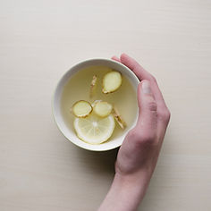 Ginger, Lemon & Honey Tea