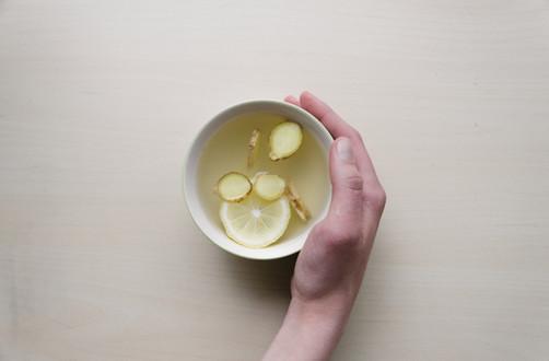 Ginger, Lemon & Honey Tea
