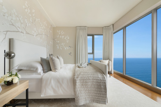 Master Bedroom One Galle Face Residences