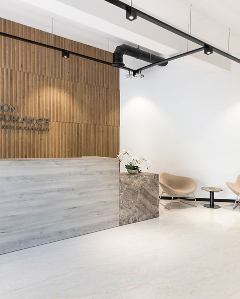 Creative Heritage Office Interiors Union