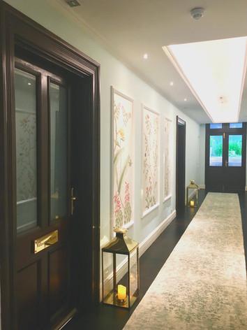 Galle Face Hotel L'Occitane Spa Corridor