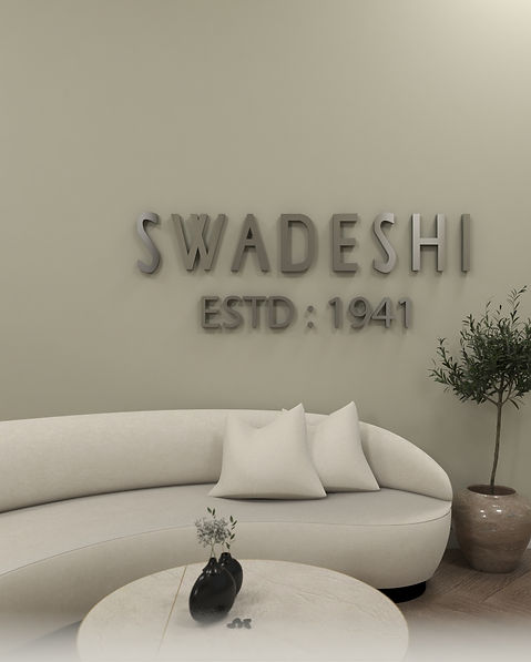Creative Heritage Interiors Swadeshi Hea