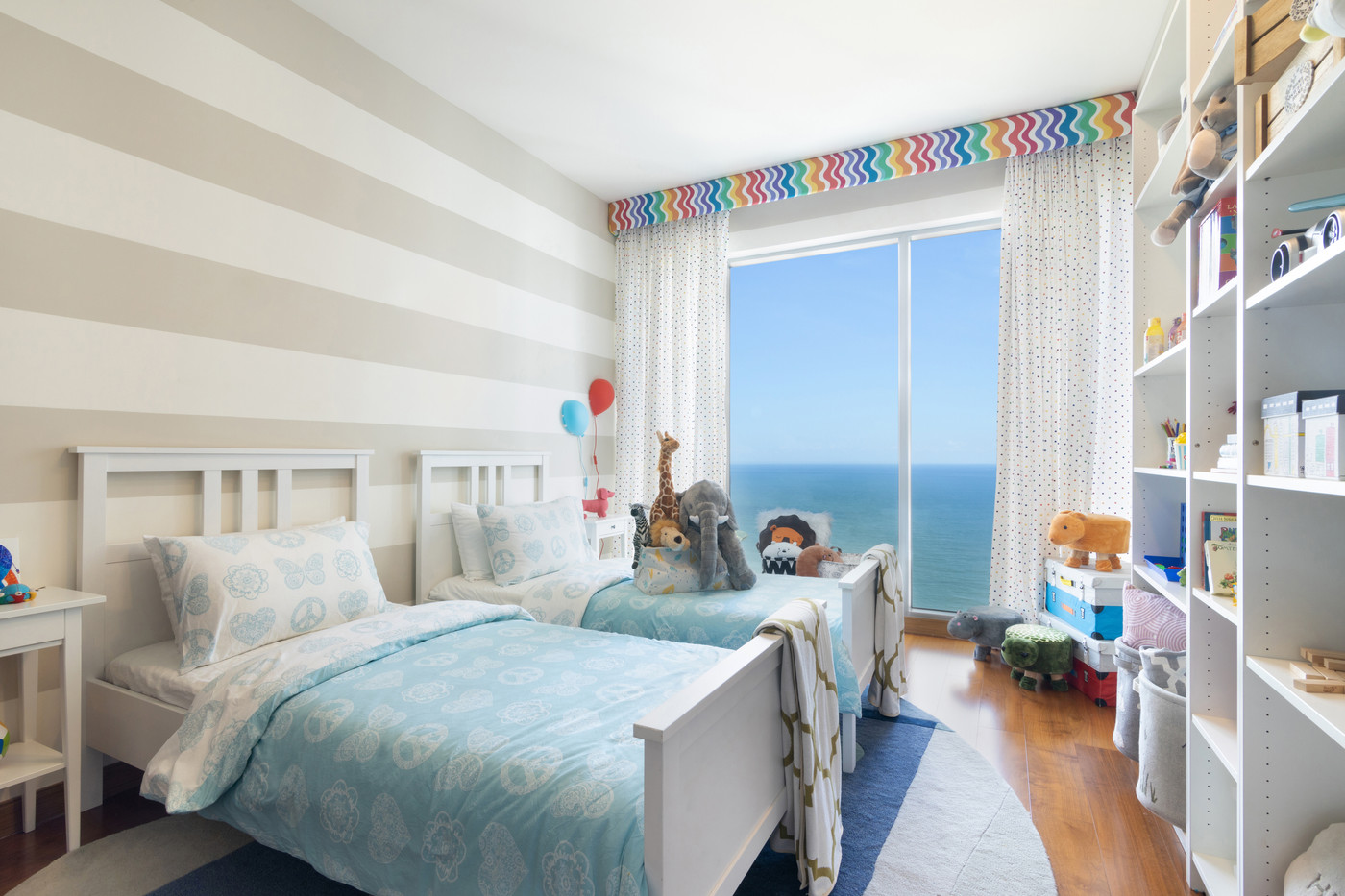Childrens Bedroom Interior Design by Creative Heritage Interiors