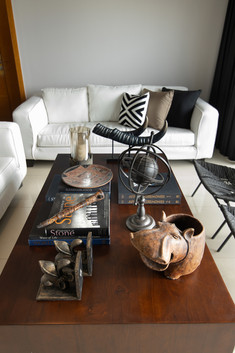Coffee table styling by Creative Heritage Interiors