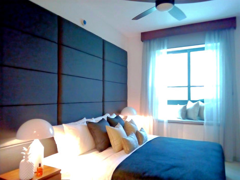 Master bedroom by Creative Heritage at H