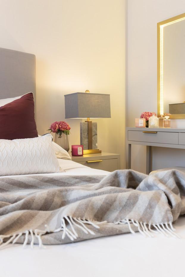 Bedside lamp Creative Heritage Interiors