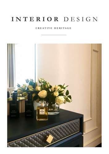 Creative Heritage Interiors in Condo Living Magazine Sri Lanka