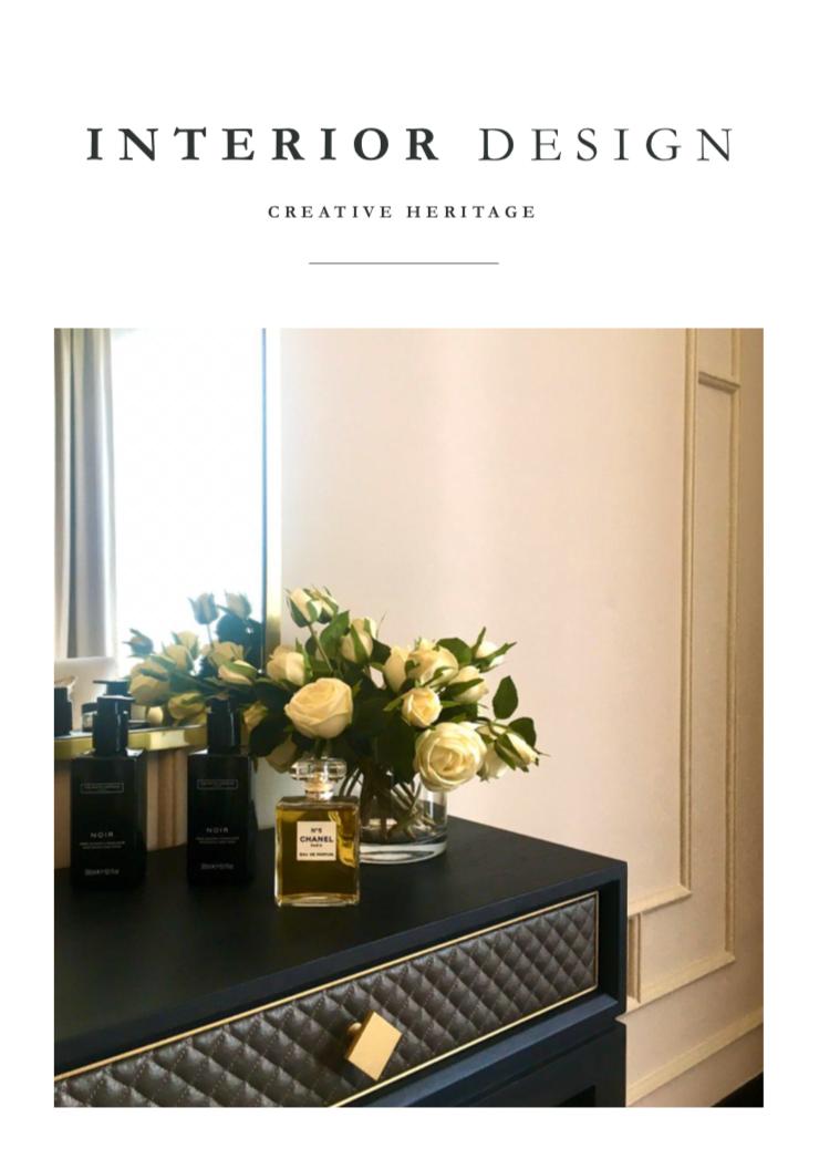 Creative Heritage Interiors in Condo Living Magazine Sri Lanka