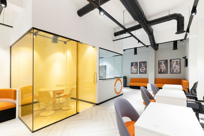 Union Assurance Interiors Creative Heritage Interiors