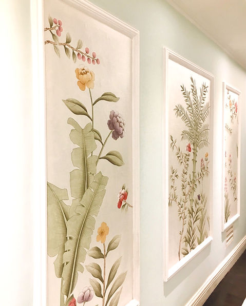Galle Face Hotel L'Occitane Spa Chinoiserie Silk Panels by Creative Heritage Interiors.jpg