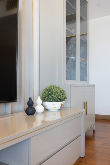 TV console by Creative Heritage Interior