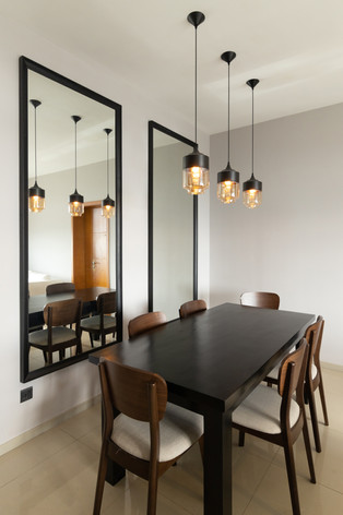 Dining Room at Havelock City by Creative Heritage Interiors