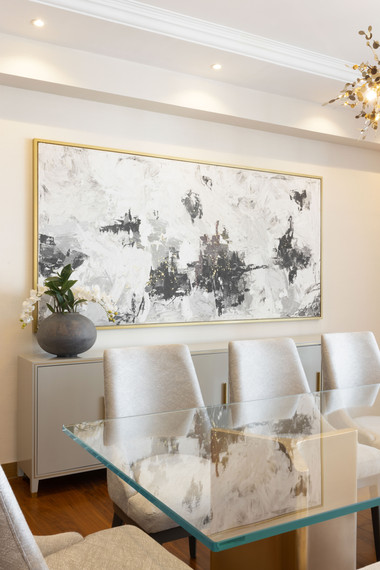 Dining area Creative Heritage Interiors.