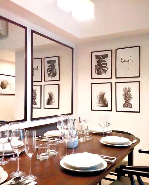 Havelock City Show Apartment Development Interiors by Creative Heritage Interiors Develope