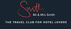 Mrs and Mrs Smith Logo for design of hot