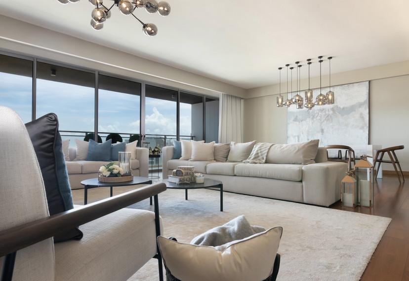 Living Room Creative Heritage Interiors.