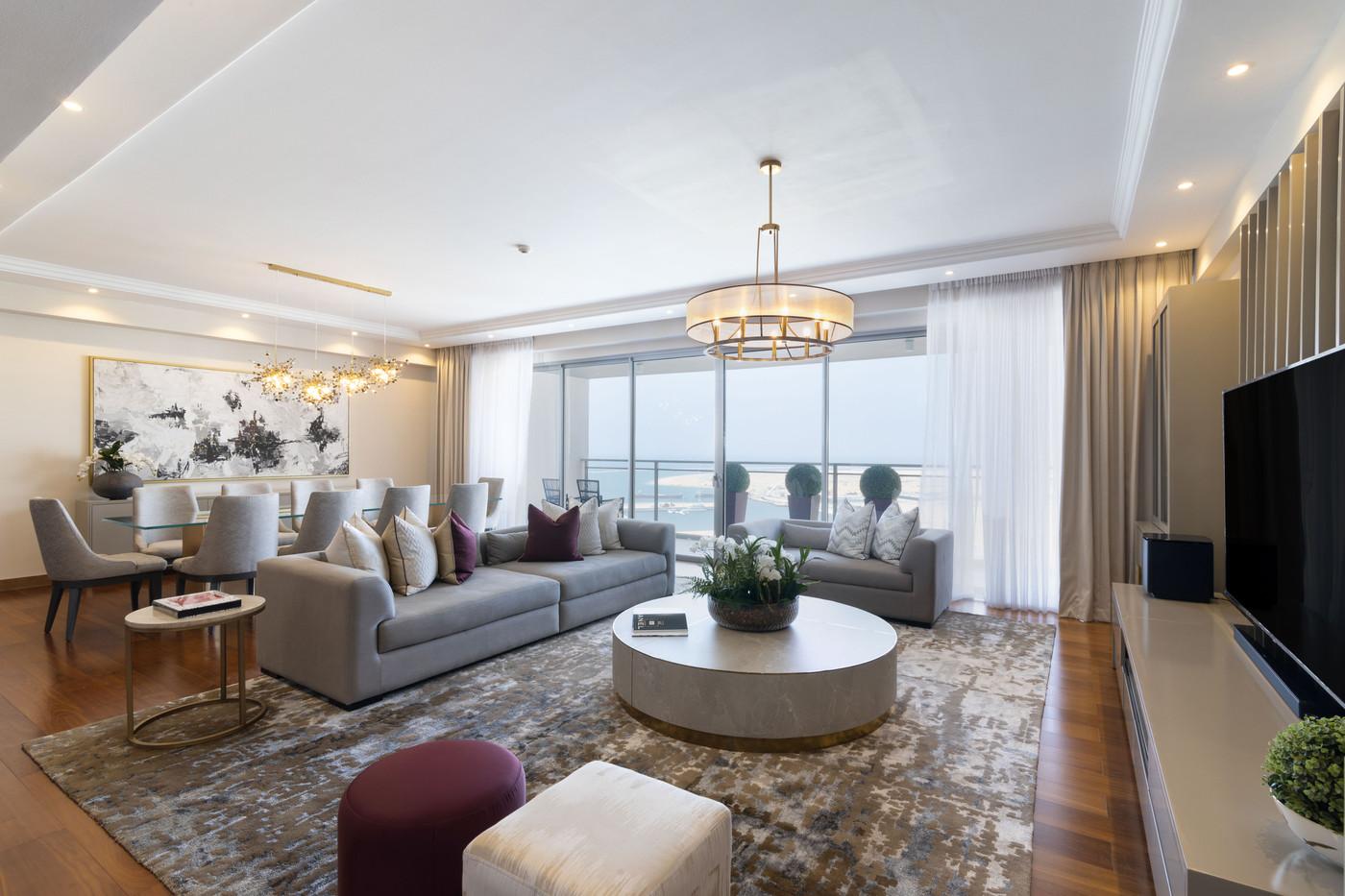 Living Room Interiors by Creative Herita
