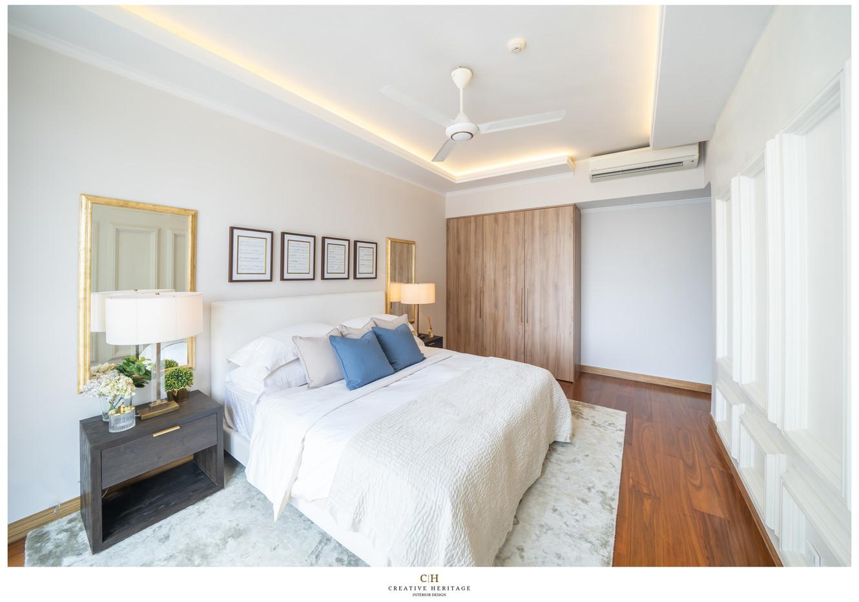 Guest Bedroom by Creative Heritage Interior Design Sri Lanka