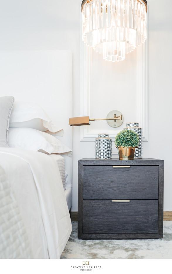 Creative Heritage Interior Design Bedroom