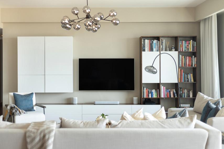 Living Room Creative Heritage Interiors
