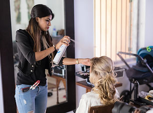 wedding stylists in sri lanka destination weddings happily ever after hair and make up