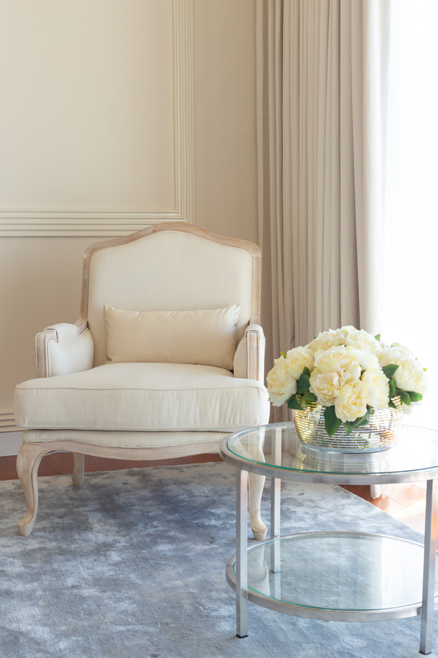 Wall moulding details by Creative Heritage Interiors