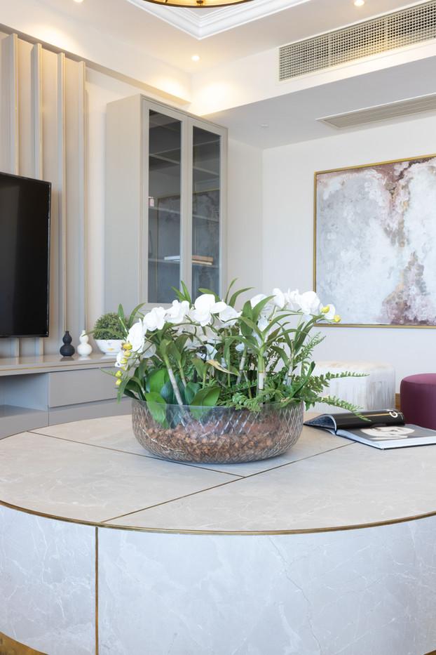Coffee table by Creative Heritage Interi