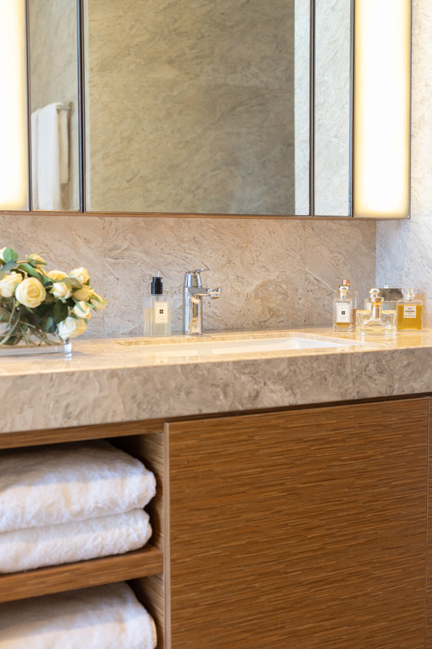 Master Bathroom Styling Creative Heritag