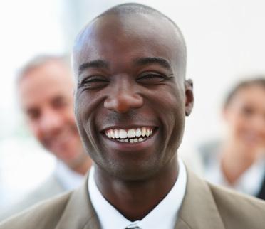 Schöner lächeln