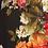Thumbnail: Fall Bouquet 3/4 Sleeve empire dress