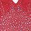 Thumbnail: Blingy fit & flare halter dress