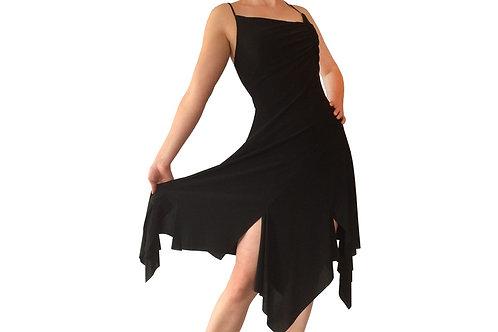 Geometric Scarf dress