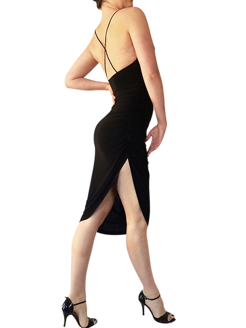 Criss Cross Back dress