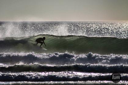 Surf du soir