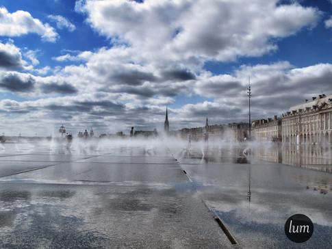 Mirroir d'eau, Bordeaux
