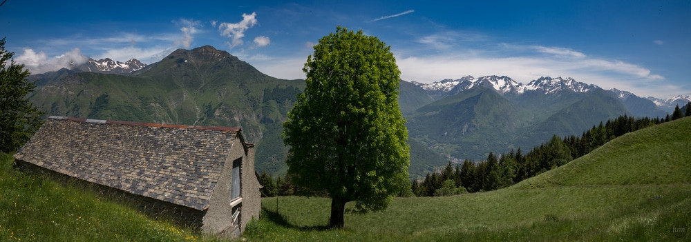 Vallée de Luz Saint Sauveur (65)