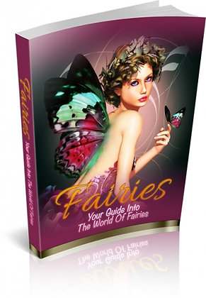 Fairies - Your Guide Into The World Of Fairies