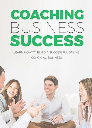 Coaching Business Success