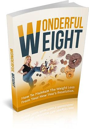 Wonderful Weight