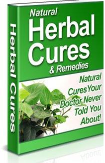 Natural Herbal Cures & Remedies