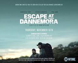 ARCH LEAVES- Nowhere To Go on ESCAPE AT DANNEMORA